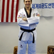Tae Kwon Do Instructor