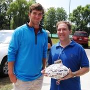 Michael Wechsler & Eli Manning